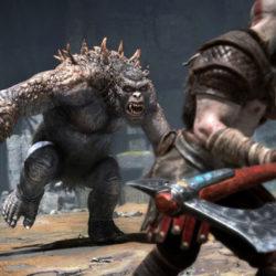 Стала известна новая информация о боевой системе в игре God of War