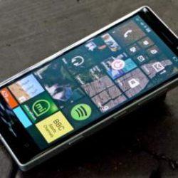 Microsoft создала новый смартфон с уникальной особенностью
