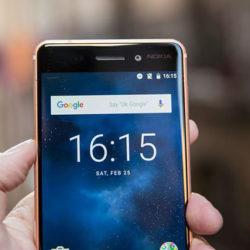 В Сети появилась новая информация о смартфоне Nokia 6