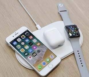 Apple может создать быструю беспроводную зарядку