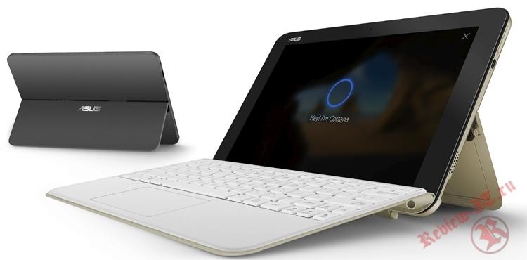 Компания ASUS выпустила новый планшет TransBook Mini T103HAF