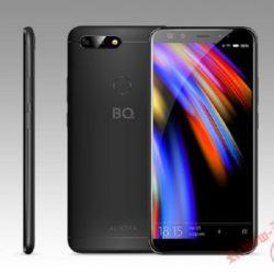 На территории России поступил в продажу смартфон BQ 6000L Aurora