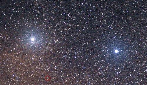 НАСА нацеливается на отправку космического аппарата для исследований звездной системы Альфа Центавра