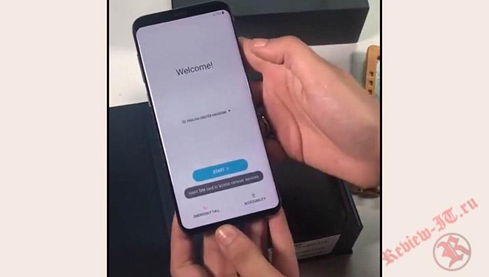 В интернете появился снимок смартфона Samsung Galaxy S9