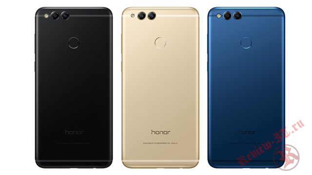 В смартфоне Huawei Honor 7X появился сканер лица