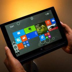 Компания Lenovo представила планшет Tablet 10