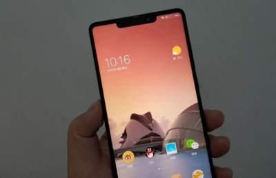 Xiaomi Mi Mix 2S может стать первым смартфоном на базе Snapdragon 845