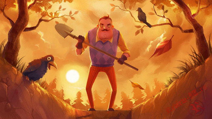 Игра Hello Neighbor может выйти на Nintendo Switch и PS4