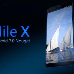 Египетский смартфон Nile X стал доступен для предзаказа