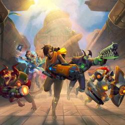 В игре Paladins появится режим «королевской битвы»