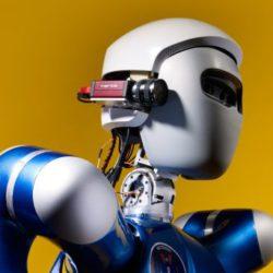 """Робот Justin, """"вооруженный"""" искусственным интеллектом, построит первые дома для людей на Луне и Марсе"""