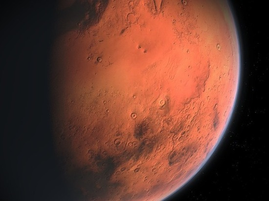 На поверхности Марса обнаружено восемь ледников
