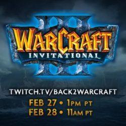 На турнире Warcraft III Invitational, возможно, будет анонсирован новый проект от Blizzard