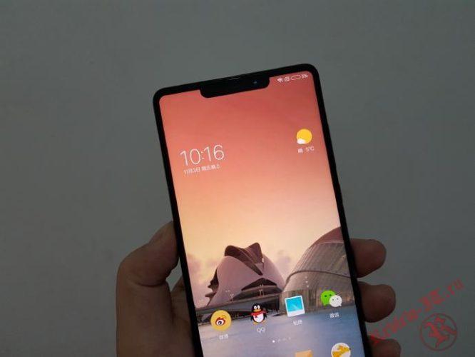 Xiaomi Mi MIX 2S набрал в бенчмарке AnTuTu более 270 тысяч баллов