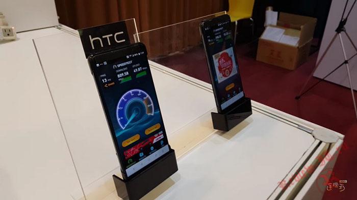 HTC продемонстрировала смартфон U12