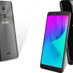 На MWC 2018 будут представлены смартфоны Alcatel 5, 3v и 1x