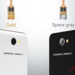 Стали известны характеристики смартфона General Mobile GM 8
