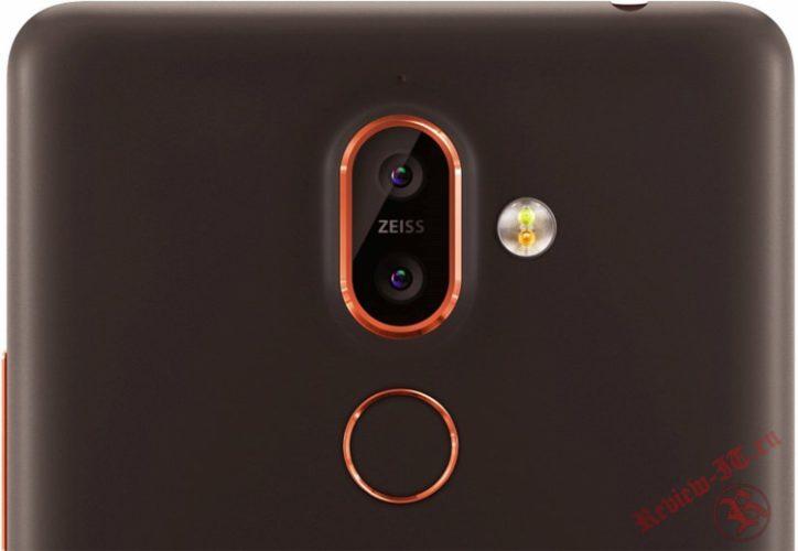 В интернете появились рендеры смартфонов Nokia 7 Plus и Nokia 1