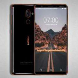 Полноэкранный Nokia 7 Plus показали на видео