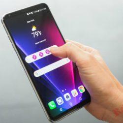 В интернете появились новые данные о смартфоне LG V30s