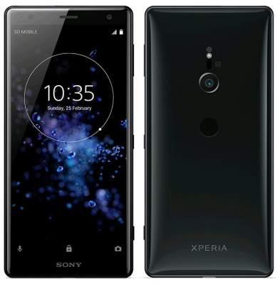 В Сети появились первые фото и новые характеристики Sony Xperia XZ2