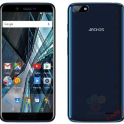 Стали известны характеристики смартфона Archos Core 57S