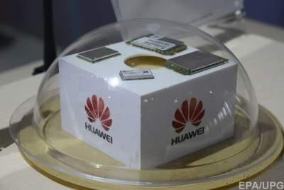 Американские спецслужбы выступили против смартфонов Huawei