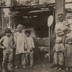 Обязанности мальчиков в крестьянской семье