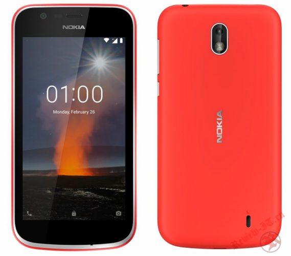 Представлен самый бюджетный смартфон бренда Nokia
