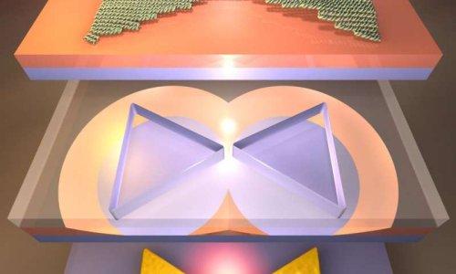 ДНК-оригами - основа новой технологии высокоточной и скоростной литографии