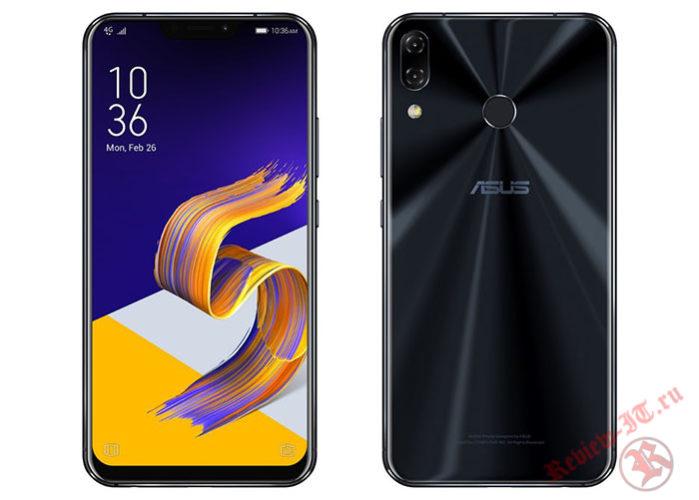 Компания ASUS представила новые смартфоны ZenFone