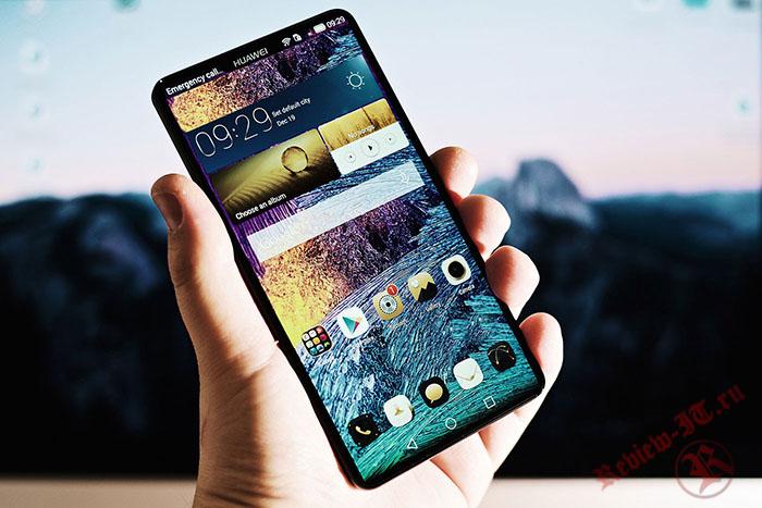 Смартфон Huawei Mate X прошел сертификацию в TENAA