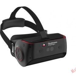 Qualcomm продемонстрировала прототип VR-шлема на основе Snapdragon 845