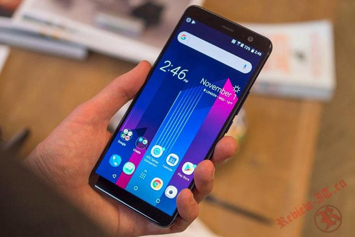 Стали известны характеристики смартфона HTC Desire 12 Plus