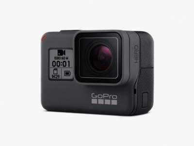 Представлена новая бюджетная камера GoPro