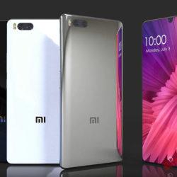 Благодаря бенчмарку стали известны характеристики Xiaomi Mi 7