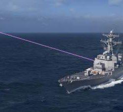 США подписали контракт с компанией для разработки лазерного оружия