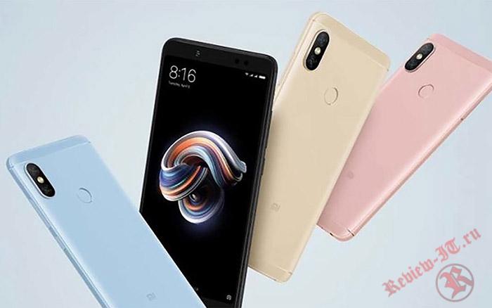 Смартфон Xiaomi Redmi Note 5 будет обладать искусственным интеллектом