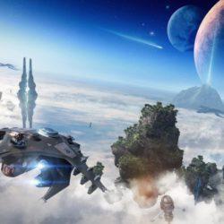 Для космического экшена Star Conflict вышло обновление Journey