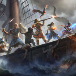 Разработчики отложили выход игры Pillars of Eternity 2: Deadfire