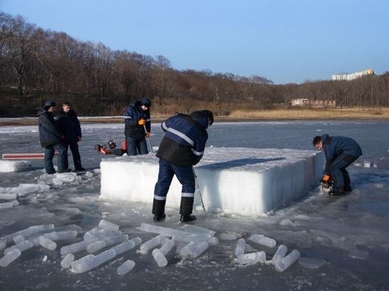 Российские ученые научились делать острова изо льда