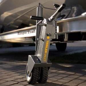 Trailer Valet создали робота, который может поднять 4 тонны веса