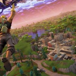 Королевская битва Fortnite станет доступна на мобильных устройствах