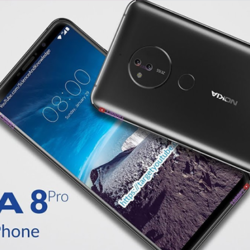 HMD Global собирается представить смартфон Nokia 8 Pro