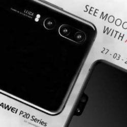 Опубликован рекламный постер нового смартфона Huawei