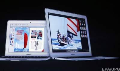 Apple может выпустить недорогой MacBook Air