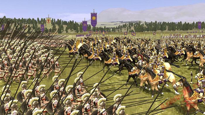 Rome: Total War для смартфонов iPhone выйдет летом этого года