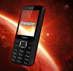 Компания Energizer анонсировала телефон Power Max P20