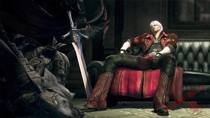 В игре Monster Hunter: World появится Данте из Devil May Cry