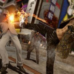 В Европе игра Yakuza Kiwami 2 появится в конце лета